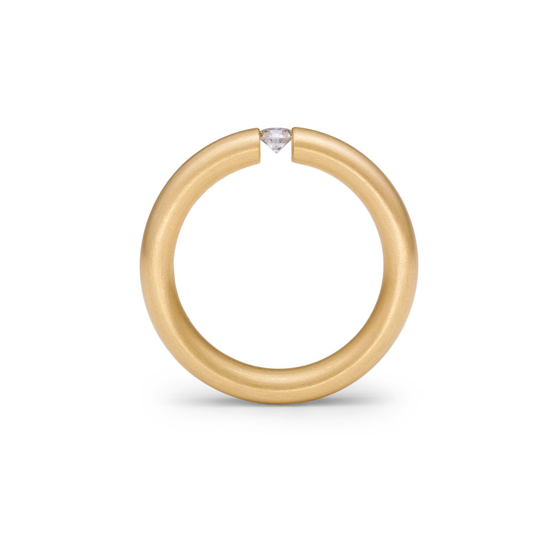 Der klassische Niessing-Spannring | Juwelier Stahl Würzburg