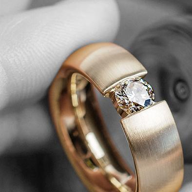 EGF Trauringe made in Pforzheim | Juwelier Stahl Würzburg