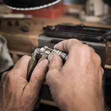 Fertigungskunst für Trauringe von Christian Bauer| Juwelier Stahl Würzburg