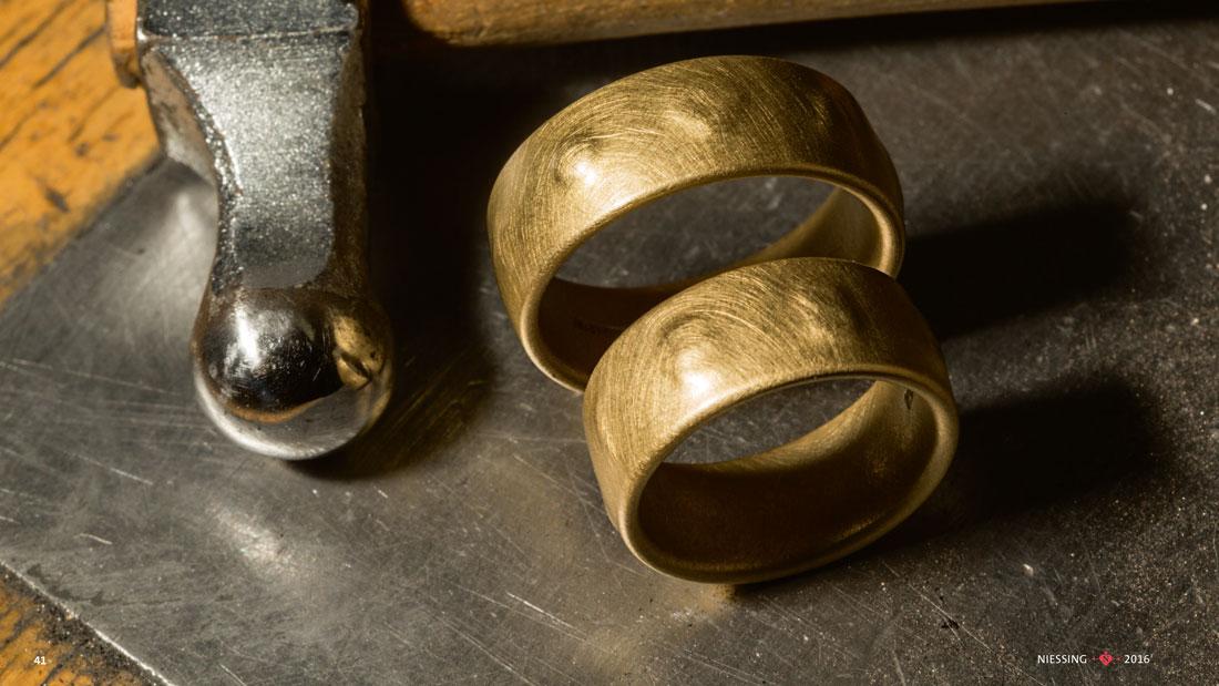 Handwerkliches Können bei Niessing| Juwelier Stahl Würzburg