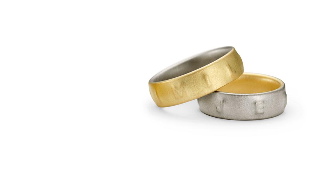 Design als treibende Kraft bei Niessing Trauringen | Juwelier Stahl Würzburg