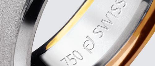 Hochwertige Edelmetalle in Furrer Jacot Trauringen | Juwelier Stahl