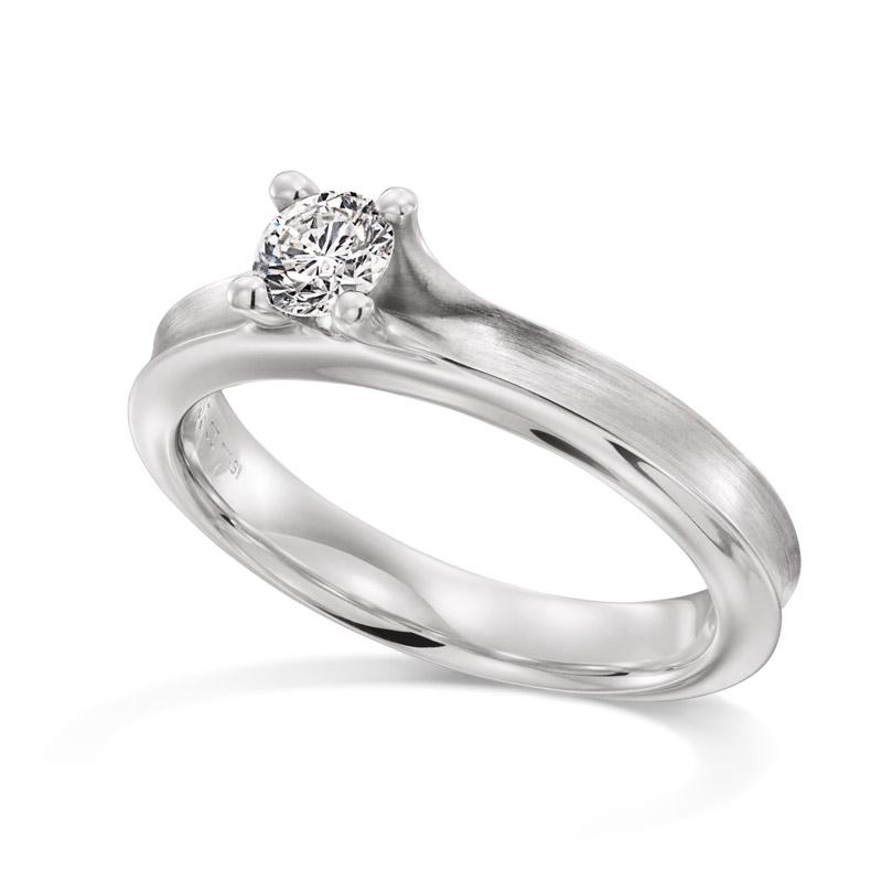 geschmiedet, nicht gegossen: Verlobungsringe von Christian Bauer | Juwelier Stahl Würzburg