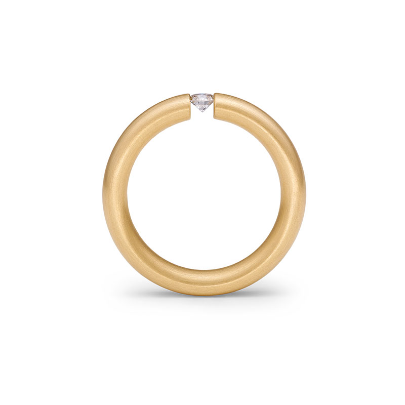 Spannring oval | Juwelier Stahl Würzburg